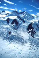 "aerial, alaska, blue, glacier, ice, mountain, national, park, sky, snow, ""st. elias"", wrangell, travel, art photo, photograph, photography, ""wrangell st. elias"", crevasse"