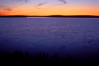 alaska, flats, innoko, lake, light, sunset, water, travel, art, photo, photograph, photography