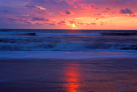 "art, photo, photograph, photography, top, best, ""north carolina"" ""outer banks"" ocean, sea, coast, sun, rise, sunrise, dawn, water, clouds, sky"