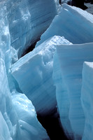 "alaska, aufeis, ice, ""north slope"", spring, blue, layers, Galbraith, landscape, nature, art, photo, photograph, photography"